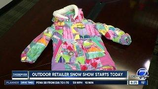 Outdoor Retailer Snow Show starts today