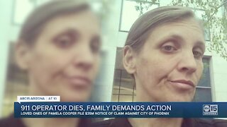 911 operator dies after battle with COVID-19, family demands action