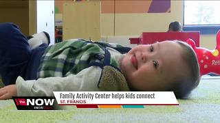 St. Francis family activity center helps kids with special needs connect