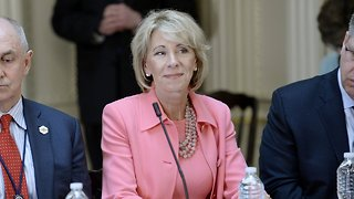 Trump Administration To Rescind Punishment Policy In Schools
