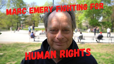 Marc Emery Canadian human rights activist speaks about the values of freedom and liberty.