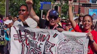 Efforts to help local Hispanic community amid the pandemic