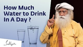 How Much Water Should I Drink Every Day?