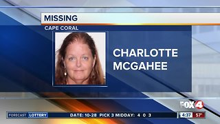 Cape Coral woman reported missing in Sarasota