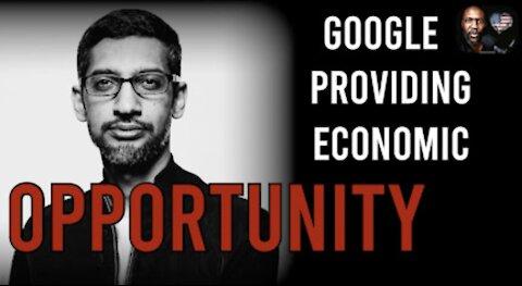 Google economic opportunity