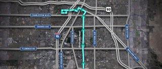 Improving transportation around the Las Vegas valley