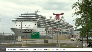 Port Tampa Bay launching new safety measure to protect against coronavirus