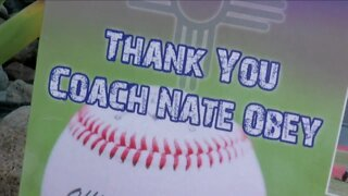 Remembering Coach Nate Obey