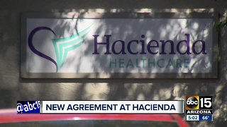 Hacienda HealthCare facility now under stricter state oversight after new agreement