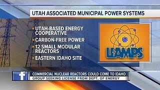Nuclear reactor plan moves forward