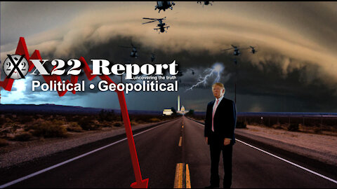 Ep. 2594b-Message Sent,The Real Insurrection Happened Nov 3rd,The Presidential Election,Not Jan 6th