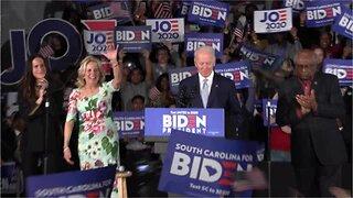 How Biden Could End Bernie's Run