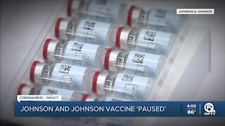 Florida pauses use of Johnson & Johnson COVID-19 vaccine following federal recommendation