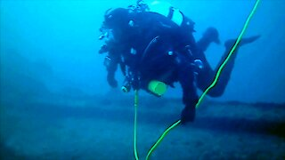 PonyPak Penetration Wreck Dive with Umbilical System