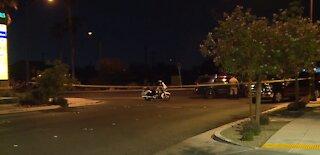 Motorcyclist suffers critical injuries in northwest Las Vegas crash
