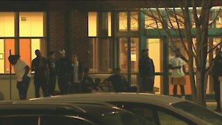 The Massachusetts Pirates inside restaurant during shooting at Oneida Casino Complex
