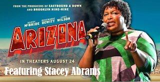 Stacey Abrams Texting Arizonans