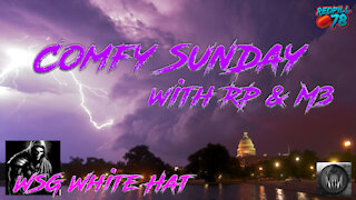 White Hat Returns to Comfy Sunday with RP & M3