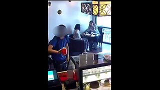 Caught on Camera: Juvenile steals tip jar from south west Vegas business