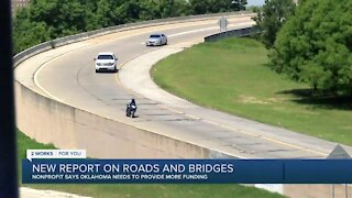 TRIP report reveals state infrastructure needs