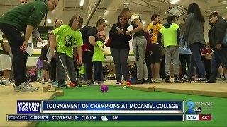 Tournament of Champions Day at McDaniel College