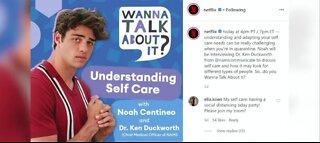 Netflix & Instagram to offer mental health support