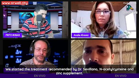 Dr. Martín Monteverde on the side effects of the COVID vaccine and how NAC and zinc help treat them