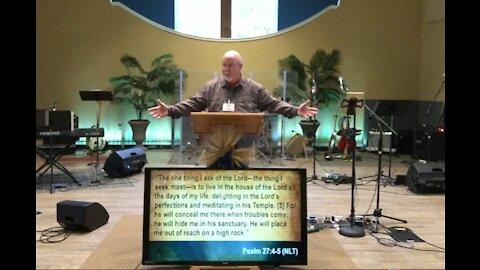 Worship service 2-14-21