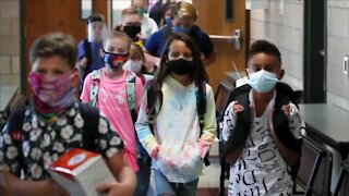 New York to alter mask guidelines for schools Monday
