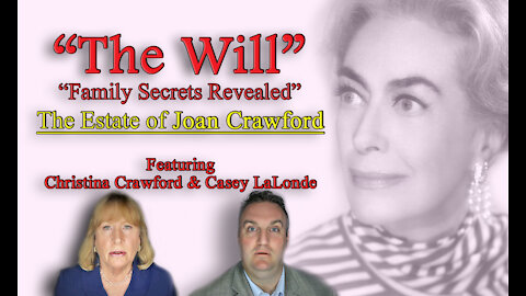 "Joan Crawford ""The Will"" Documentary (2010)"