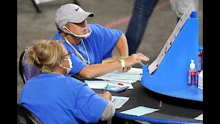8 Boxes Remain, AZ Senate Warns DOJ, FL Court Declares Mask Mandates Illegal