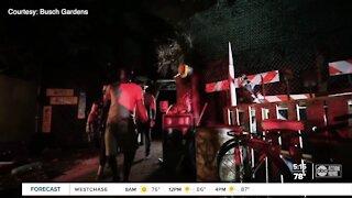 Busch Gardens' Howl-O-Scream opens with scare zones using pandemic precautions
