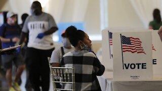 President Trump Unveils 'Platinum' Plan Focused On Getting Black Votes
