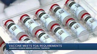 Johnson & Johnson vaccine meets FDA requirements