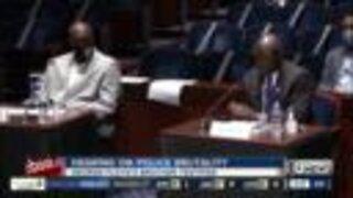 George Floyd's brother testifies before congress