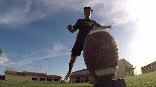 23ABC Sports: Five-sport athlete excelling in senior season at Garces Memorial