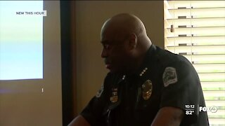 Fort Myers City Council vote to renew contract of Police Chief Diggs