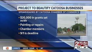 Catoosa Project giving away grant money to local businesses