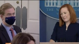 Psaki Mocks Reporter For Asking About Working With Unions