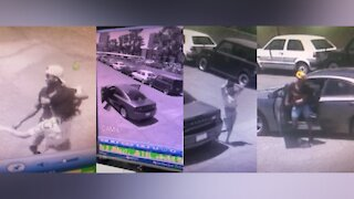 Las Vegas police search for woman, possible kidnapping victim