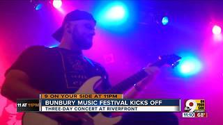 Bunbury Music Festival kicks off