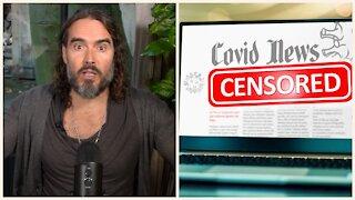 Covid Censorship: Is Mainstream Misinformation OK?!