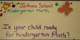 Is Your Child Ready for Kindergarten Math?