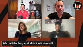 Former Bengals RB coach Kyle Caskey joins the Flying Pigskin to discuss upcoming NFL Draft