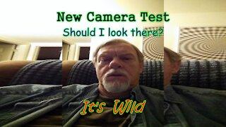 New Camera Test – It's Wild