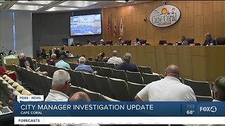 Cape Coral City Manager investigations