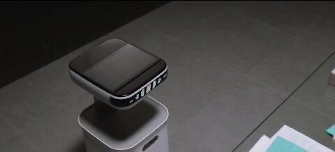 CES 2021 Tech: Rosie the robot