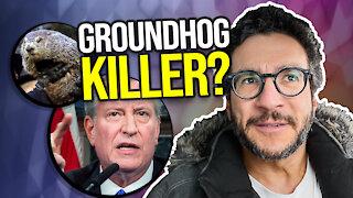 Did Mayor de Blasio KILL a Groundhog? Viva Frei Fact Check