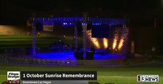 1 October sunrise ceremony planned