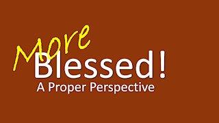 Generosity: Matthew 6:19-23